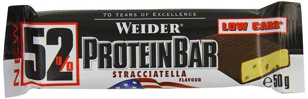 Weider 52% Protein Bar