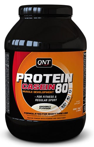 Протеин 80 от QNT