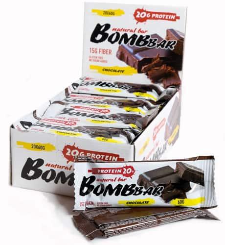 Bombbar со вкусом шоколада