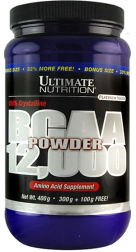 BCAA 12000 от Ultimate Nutrition