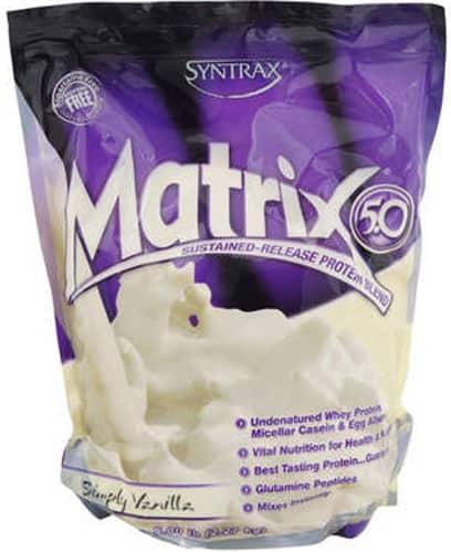 Матрикс с ванилью