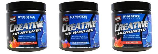 Вкусы Creatine Micronized