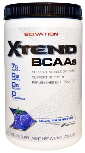 BCAAS от Scivation