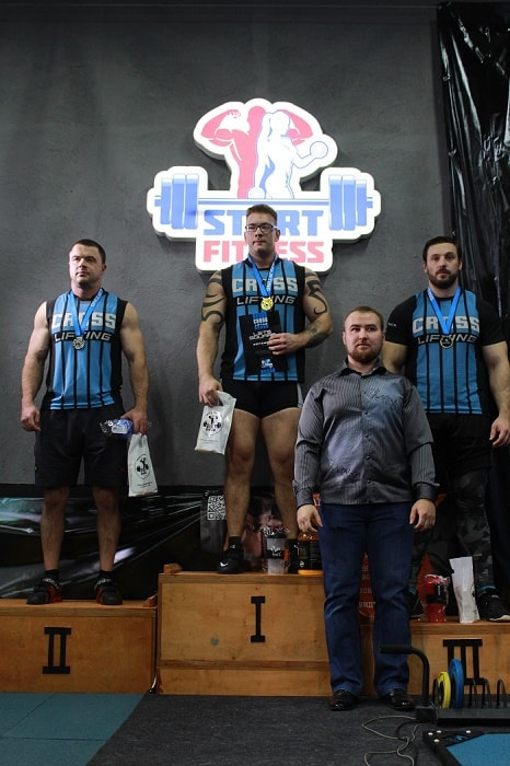 Crosslifting GRAND SERIES10-men