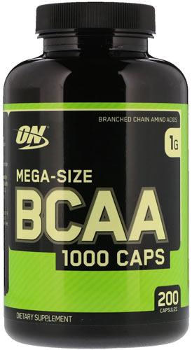 БЦАА 200 капсул