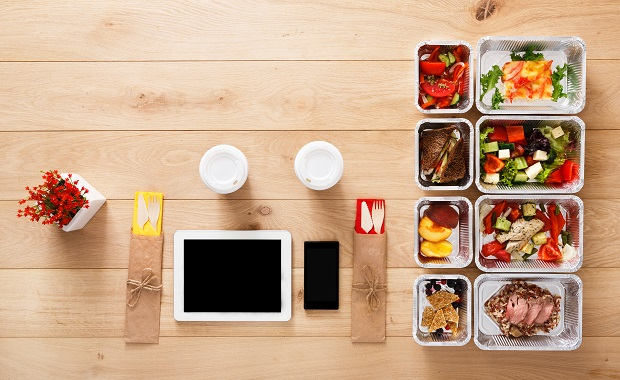 план приемов пищи