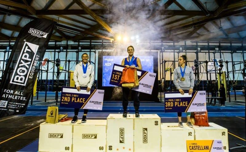 Роман Хренников стал серебряным призером European Showdown 2018