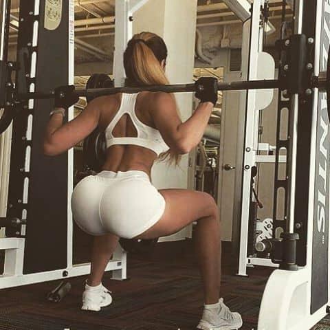 Попа не растет потому что не чувствуется целевая мышца