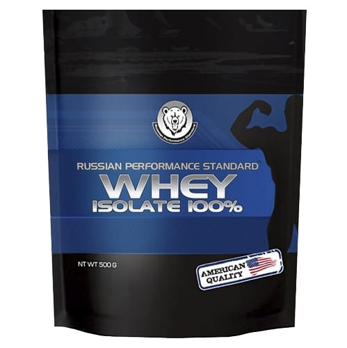 RPS Nutrition Whey Isolate