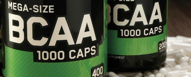 Mega Size BCAA 1000 caps
