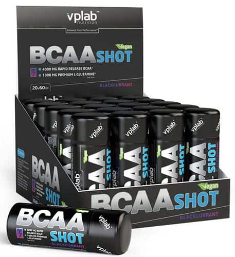 BCAA Shot черная смородина