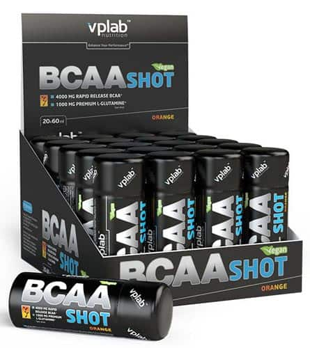 BCAA Shot апельсин
