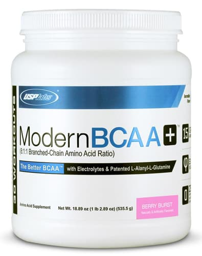 Modern BCAA 1000 caps Berry Burst