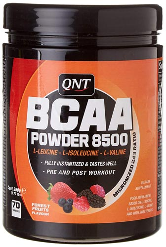 BCAA QNT 8500 лесные ягоды