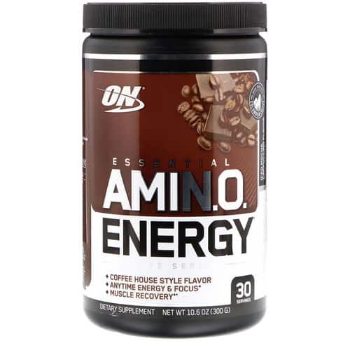 Amino Energy Cappucino
