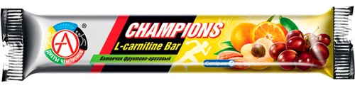 Academy-T Champions L-carnitine Bar