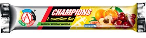 Academy-T Champions L-carnitine Bar