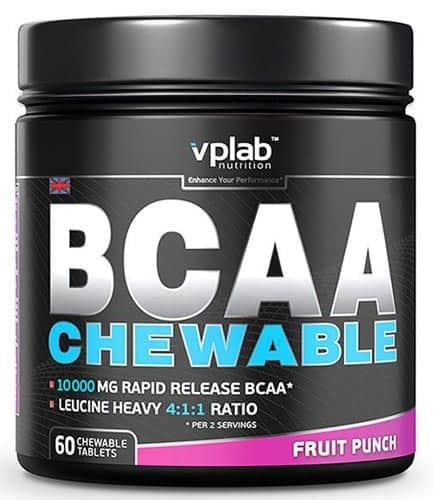 BCAA в виде жвачки