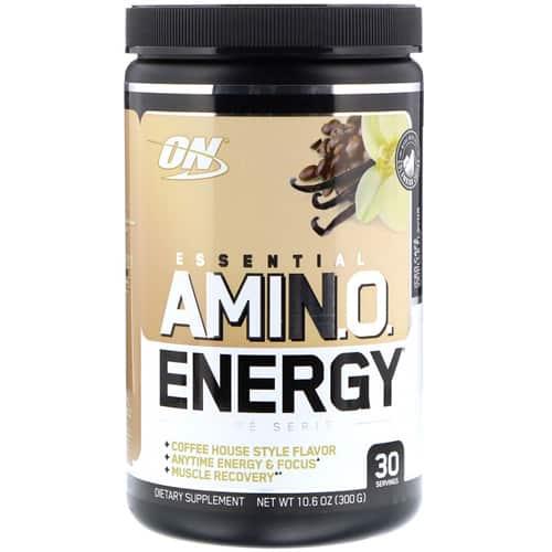 Amino Energy Iced Cofe Vanilla