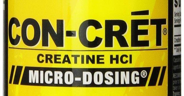 Банка Креатина гидрохлорида