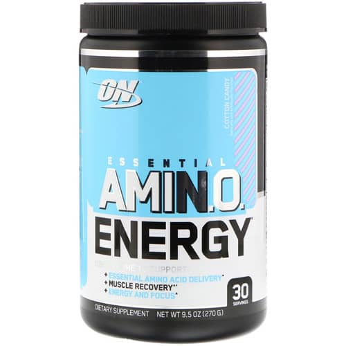 Amino Energy Cotton Candy