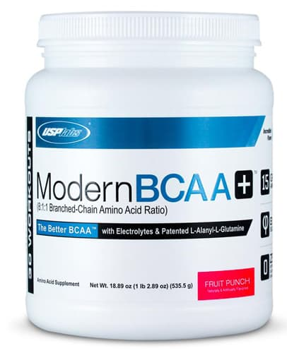 Modern BCAA 1000 caps Fruit Punch