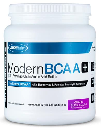Modern BCAA 1000 caps Grape Bubblegum