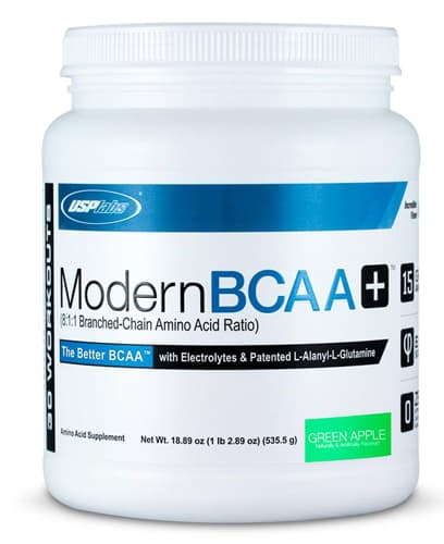 Modern BCAA 1000 caps Green Apple