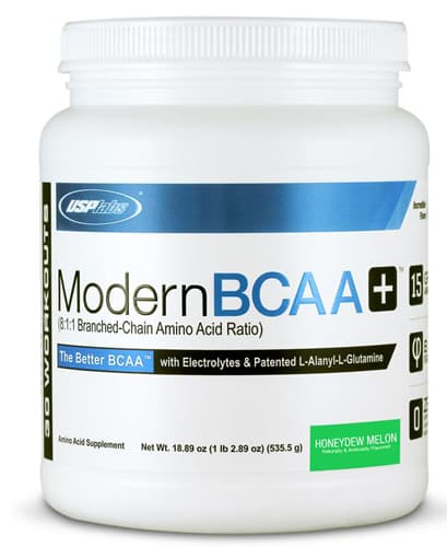 Modern BCAA 1000 caps Honeydew Melon