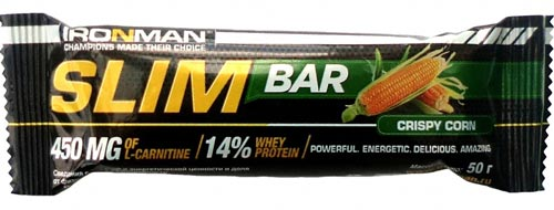 IRONMAN Slim Bar Кукуруза