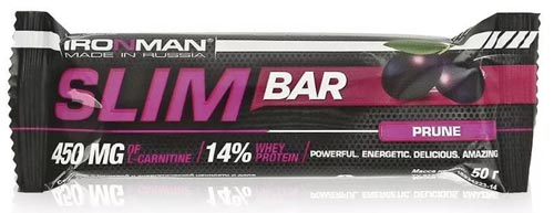 IRONMAN Slim Bar Чернослив