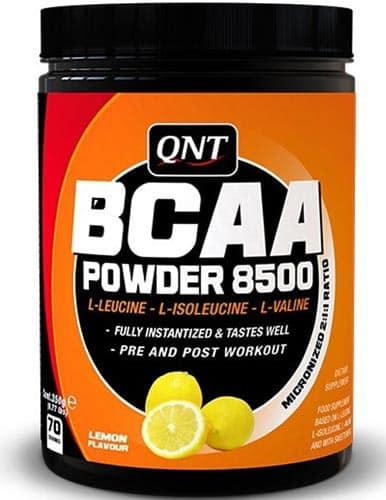 BCAA QNT 8500 лимон