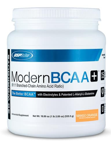 Modern BCAA 1000 caps Mango Orange