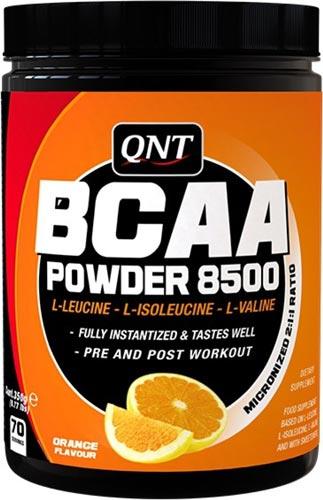 BCAA QNT 8500 апельсин