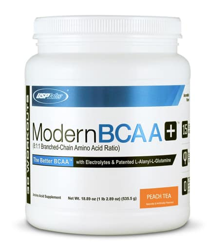 Modern BCAA 1000 caps Peach tea