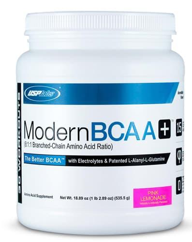 Modern BCAA 1000 caps Pink Lemonade