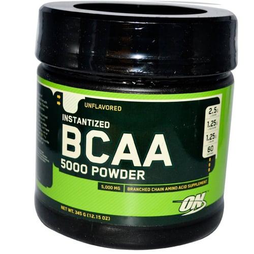 Баночка BCAA