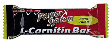 Power System L-carnitine Bar Груша