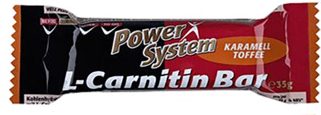 Power System L-carnitine Bar Карамель