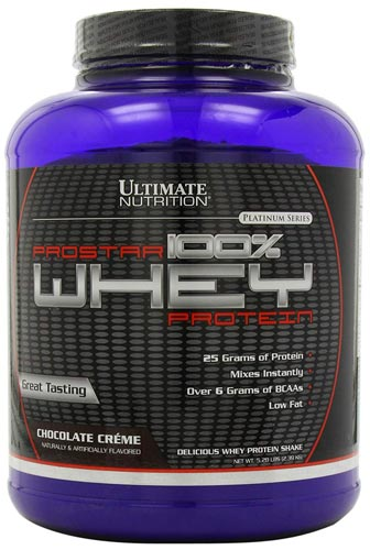 Pro Star Whey Protein