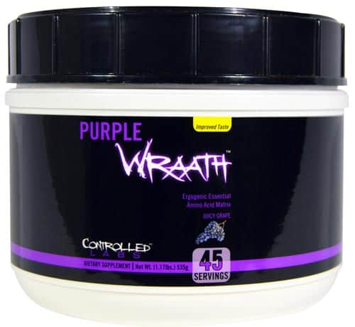 Purple Wraath от Controlled Labs