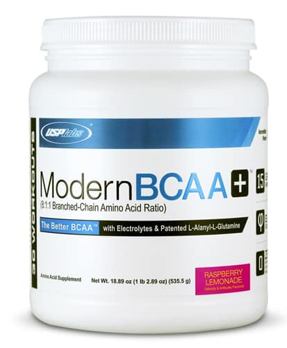 Modern BCAA 1000 caps Raspberry Lemonade
