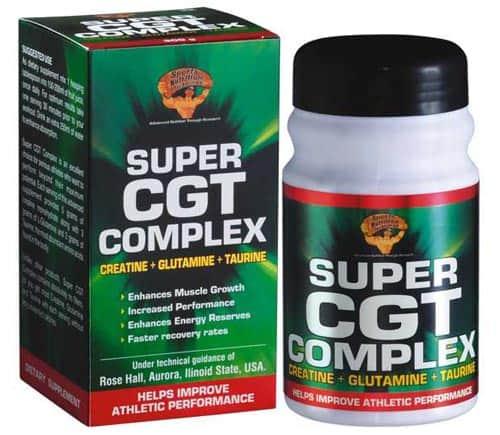 Super CGT Complex