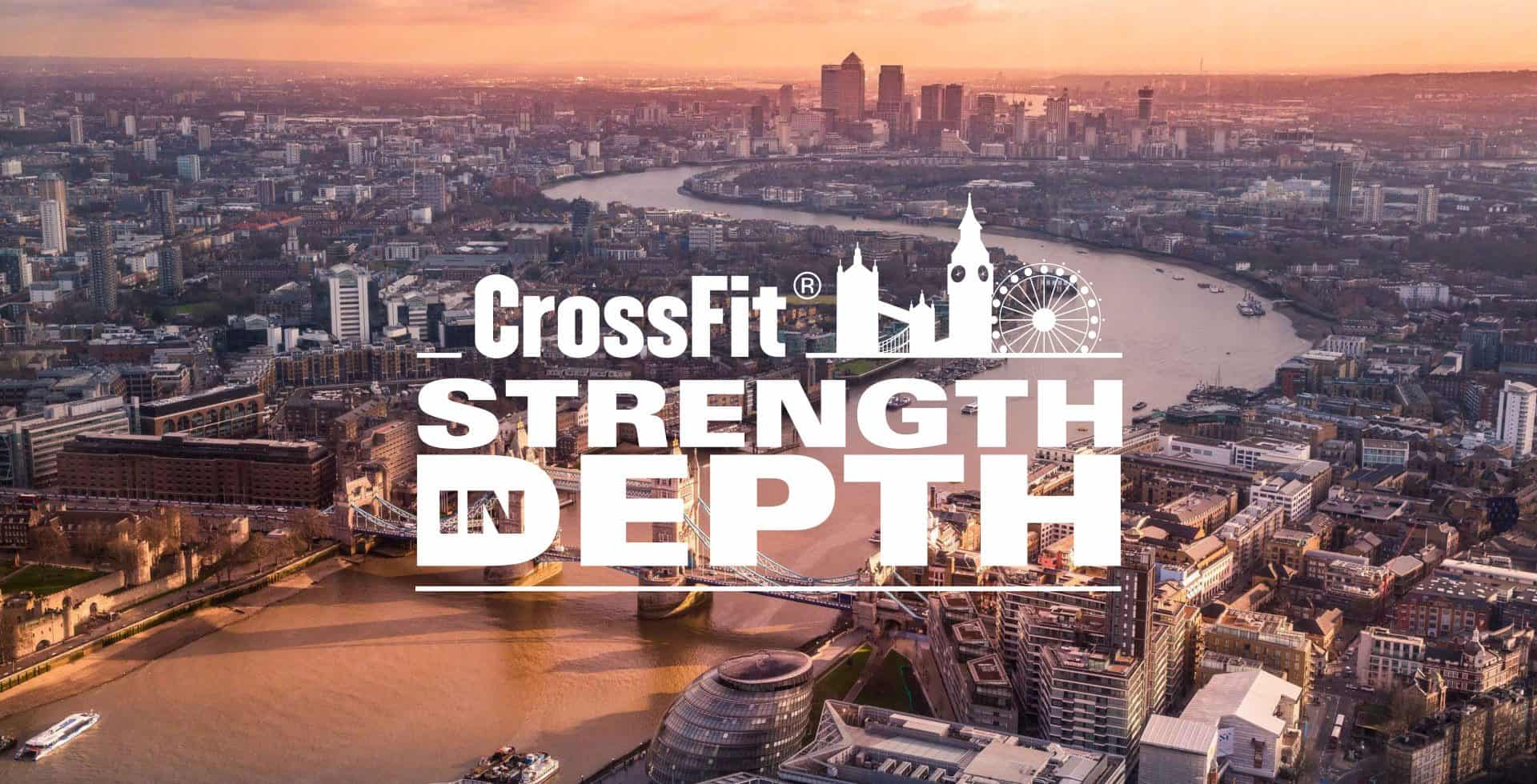 strength in depth uk 2019