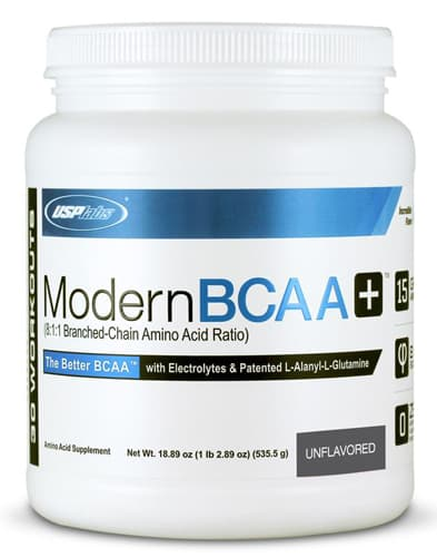 Modern BCAA 1000 caps Unflavored