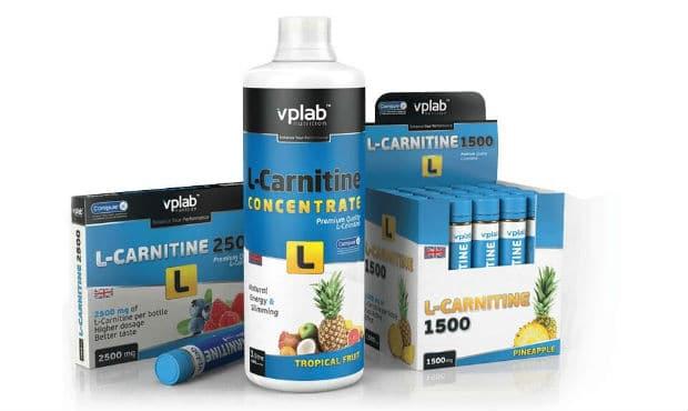 VPLab L-Carnitine