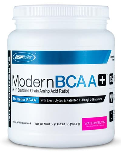 Modern BCAA 1000 caps Watermelon