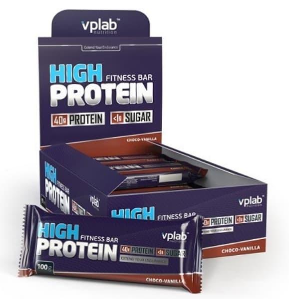 High Protein bar 100 грамм