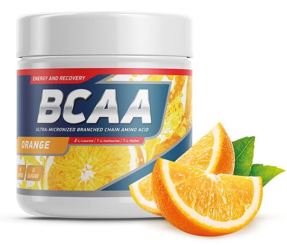 БЦАА Glab 2:1:1 апельсин
