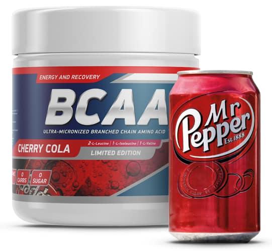 БЦАА Glab 2:1:1 mr pepper